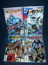 Justice League Of America 23 Lenticular Comic Lot Dc Comics Nm With Bag And Board