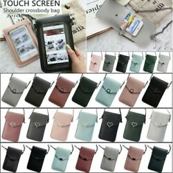 Touchable PU Leather Change Bag(✨Women's Gift Promotion✨ Mobile Phone Bag) $9.39