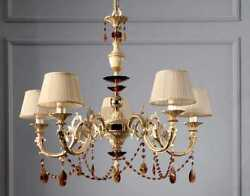 Suspended Lights Crystal Classic