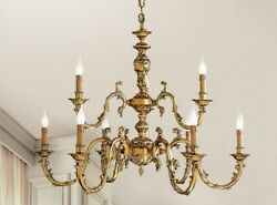 Suspended Lights Classic Brass Gold