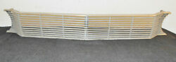 1967 Lincoln Continental Sedan Coupe Convertible Limo Orig Front Center Grille