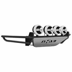 N-fab Rsp Front Bumper W/4-9 Light Mount For Toyota Land Cruiser 2008-2015