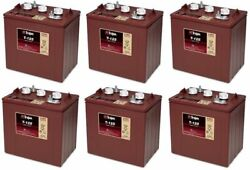Replacement Battery For Trojan T125-6-pack 48v