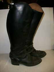 Women#x27;s ARIAT Riding Boots Leather Equestrian Riding Boots Size 6.5 $50.00