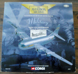 Corgi 1/144 Boeing C-97a Stratofreighter Military Air Transport Services