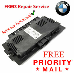 🚀frm3 Footwell Module Bmw Mini Repair Service Coded Lifetime Warranty Same Day