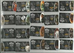 Star Wars Burger King 65 Diff Choose Your Destiny Game Pieces 2005 + 1 Double