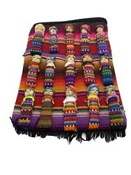 Oaxacan Cross Bag with Dolls $8.00