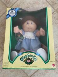 1983 Commemorative Reproduction Jessica Melodie Cabbage Patch Kids Nib