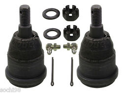 Chevrolet Buick Saturn - 2 Premium Rear Ball Joints 01-07