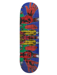 Supreme Gilbert And George Death After Life Skateboard Deck Multi New Selead