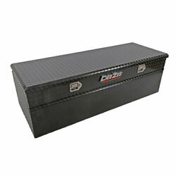 Dee Zee Universal Red Label Portable Utility Chest 9.8 Cubic Feet Black-tread