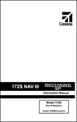 Cessna Skyhawk Airplane Information Ownerand039s Manual Poh - 172s G1000 And Kap-140