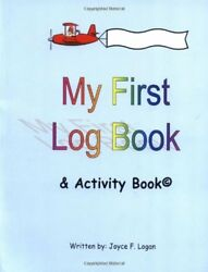 My First Log Book And Activity Book