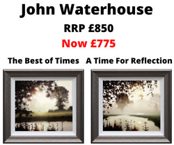 John Waterhouse - The Best Of Times And A Times For Reflection - Sale