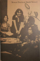 Thomas Di Grazia / Lily / Seven Poets At Bank Street First Edition 1975