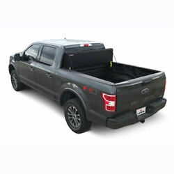 Leer Hf650m Hard Fold Tonneau Cover Black For Ram 1500 09-19 5.7and039 Bed No Rambox