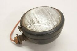 Original 1950and039s 1960and039s Guide Tractor Car Truck Rat Rod Fog Light Assembly Oem 5