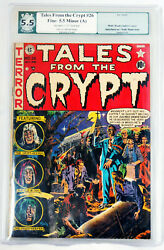 Tales From The Crypt 26 Ec Pgx 5.5 Comics Golden Age Horror 1951