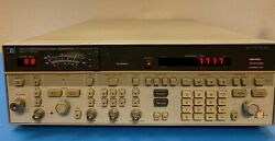 Hp 8673a Synthesized Signal Generator 2.0-26.0 Ghz