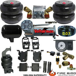 B Chassistech Tow Kit Ford F250 F350 1999-2004 Compressor And Paddle Valve