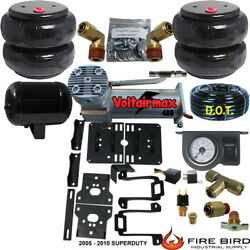 B Chassistech Tow Kit Ford F250 F350 2005-2010 Compressor And Paddle Valve