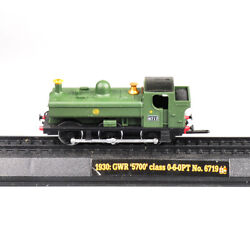 Amer Train 1930 Gwrandlsquo5700andrsquoclass 0-6-opt No.6719 Collectible Model Kids Gifts Toys