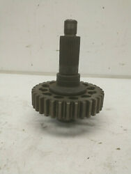 New Process Dld Front Output Sprocket And Shaft