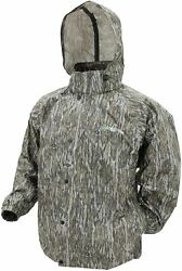 Frogg Toggs Menand039s Classic Pro Action Waterproof Breathable Rain Jacket
