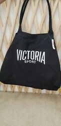 Victoria Secret black Tote Bag new with tags