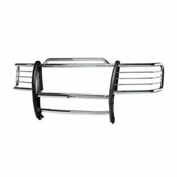 Westin Sportsman Grille And Brush Guard Ss For Gmc 2500/3500 07-10 Cabandchas/s/e/cc