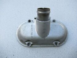 Porsche 911 Early Engine Case Oil Breather Cover 901 107 701 01  14  C43