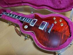 Gibson Les Paul 2016 Wine Red 6 String Electric Guitar + Hard Case Made In Usa