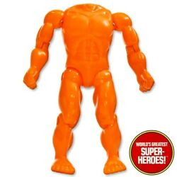"Mego Fantastic Four The Thing Body Custom For 8"" Action Figure WGSH Custom Parts $13.99"