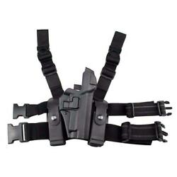 Level 3 Right Hand Drop Leg Thigh Pistol Holster Tactical For Sig Sauer P226
