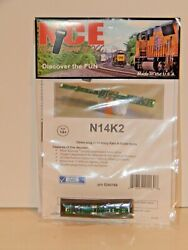 Nce 169 N14k2 Dcc Decoder For Kato N Scale Locomotives New