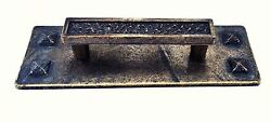 Antique Hardware Vintage Arts And Crafts Mission Drawer Pull 2 1/4 Inch Centers