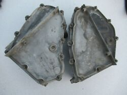 Porsche 911 Timing Chain Case With Cover Left And Right Set 3 Fl