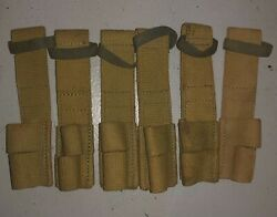 Vietnam P37 / M56 Webbing Bayonet Frog - 1961 To 1980and039s Australian Army Issue