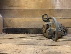 Sears Craftsman Chainsaw 2.6 Cubic Inches 18 In Bar 358 Model Bar Chain Parts