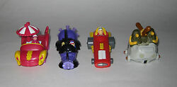 Rare Working 1996 Europe Excl. Wacky Races Friction Cars Dick Dastardly Muttley