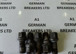 Seat Mk3 Complete Leather Heated Interior Seats 7 Seater Child Seat