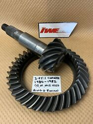 80-82 Corvette 3.451 Ring And Pinion Oem Dana Spicer Gear Low Miles