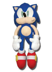 Ge Animation Sonic The Hedgehog 20 Inches Big Shadow Plush With Tags Licensed