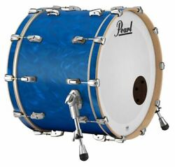 Rf2618bb/c721 Pearl Music City Custom 26x18 Reference Series Bass Drum W/bb3 M