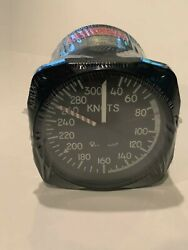 8230-b.818 Airspeed Indicator Beechcraft Repaired With 8130 60 Days Warranty