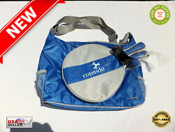 Polo Star AP786A Outdoor Camping Beach Cooler Bag With Ping Pong Gaming Set $4.99