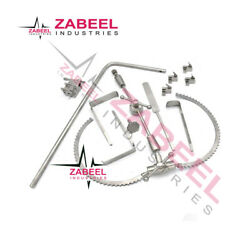 Retractor System Surgical Instruments By Zabeel Industries