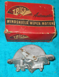 Late 1947 1948 Ford Super Deluxe Mercury Nos Trico Windshield Wiper Motor
