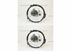 New Mercedes G500 Hella Left And Right Pair Set Headlights 271531111 4638200759